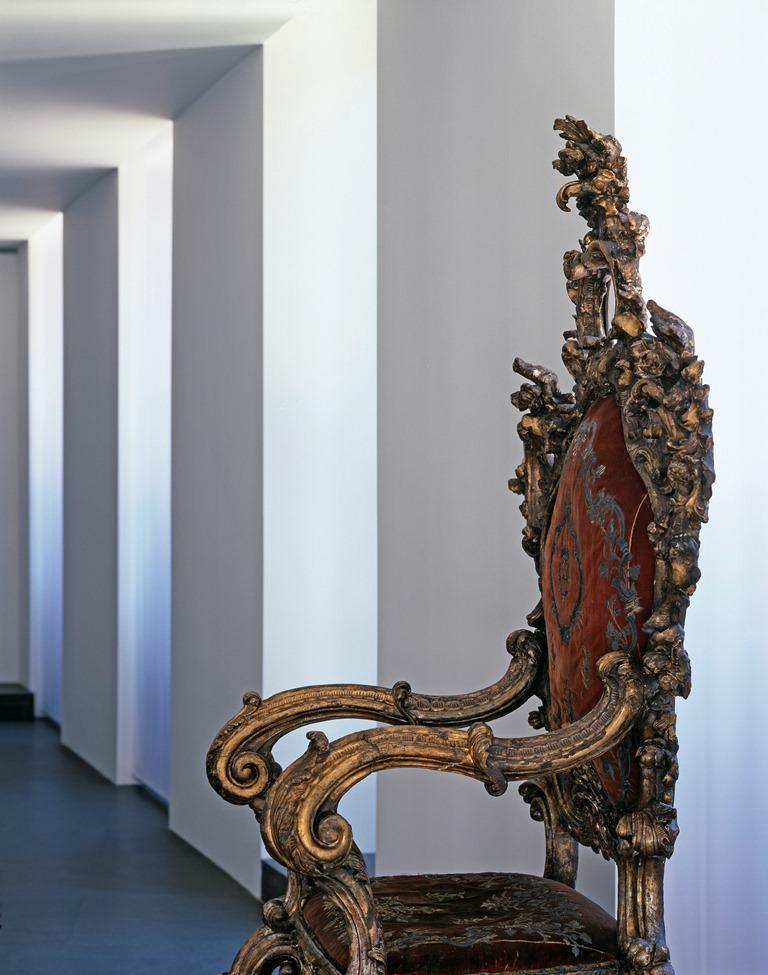 Patricia Miyamoto for David Chipperfield Dolce Gabbana Via della Spiga Milan Milano