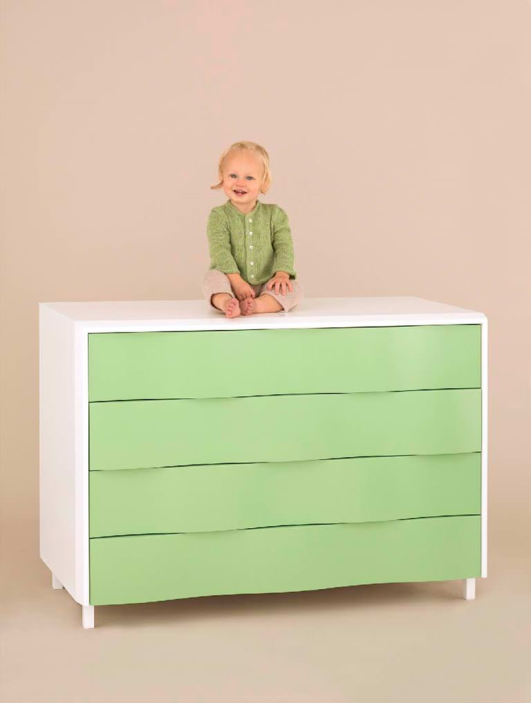 Patricia Miyamoto children's furniture for Caramel London